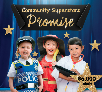 Community Superstars Promise