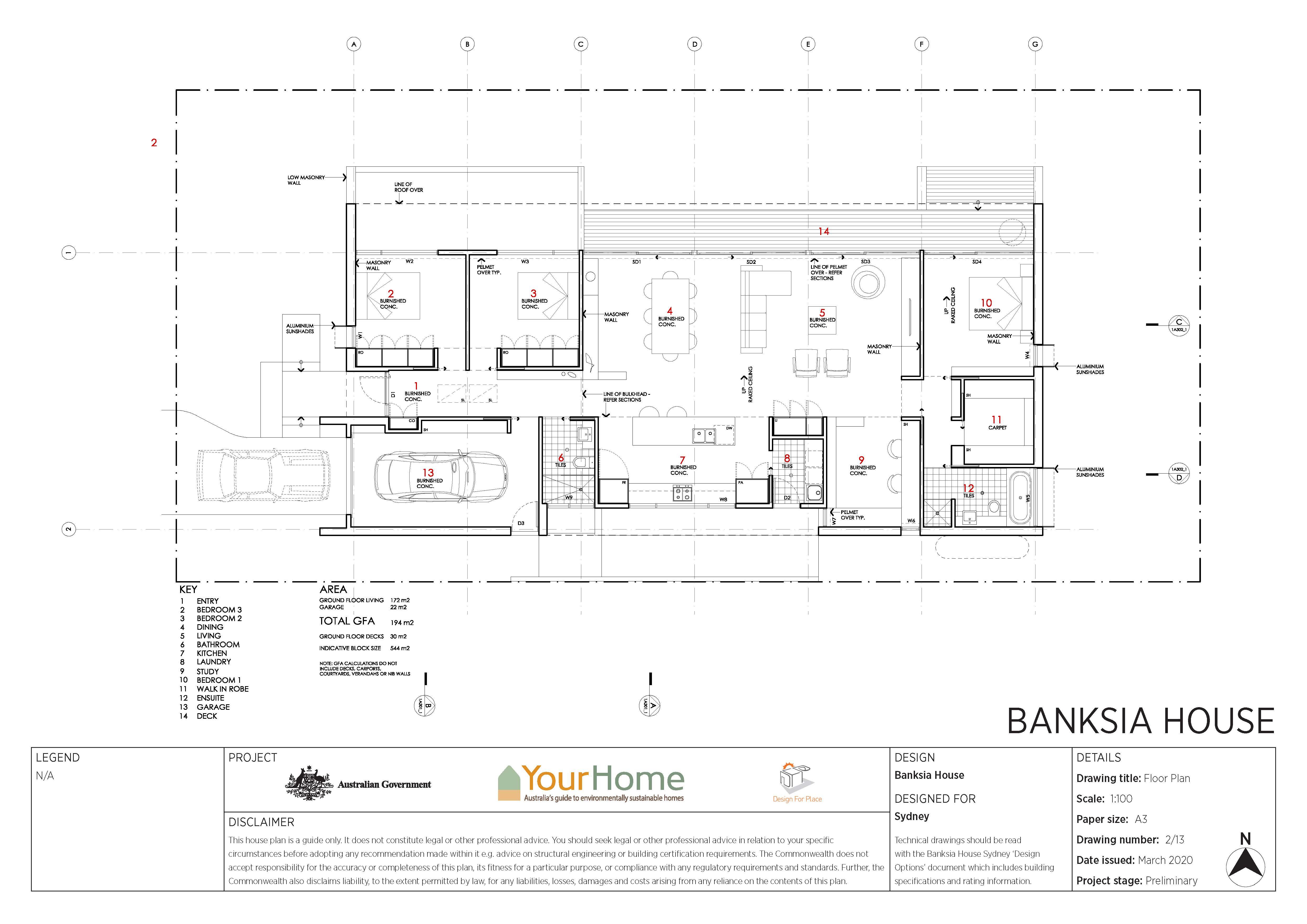 BANKSIA HOUSE